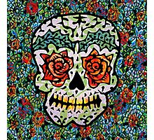 'Sweet Sugar Skull #1 Photographic Print