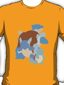 Squirtle Evolution T-Shirt