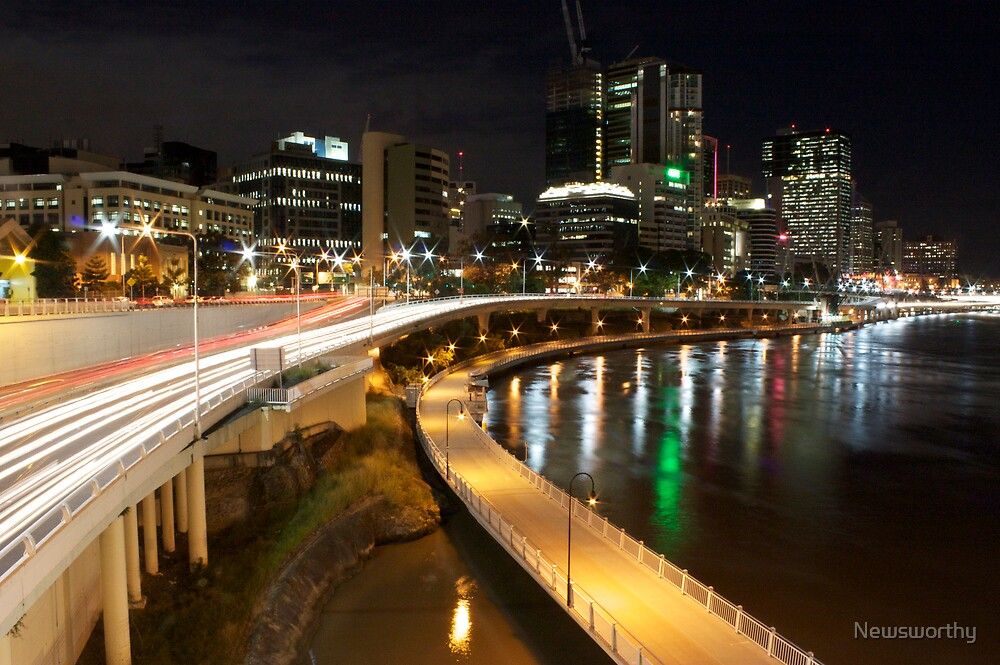 Riverside Expressway by Newsworthy