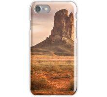 Navajo Nation Kayenta Monuments iPhone Case/Skin
