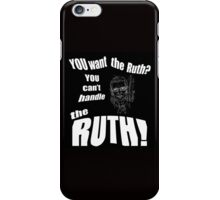 RBG Truth  iPhone Case/Skin