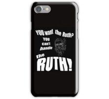 RBG Truth  iPhone Case/Skin