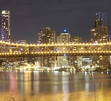 Story Bridge Panorama 1 by Newsworthy