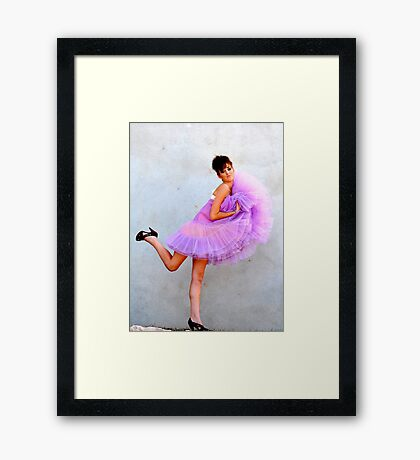 What Matters? Framed Print