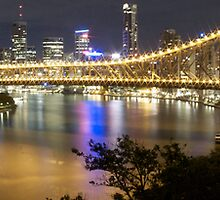 Story Bridge Panorama 2 by Newsworthy