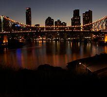 Story Bridge Panorama 3 by Newsworthy