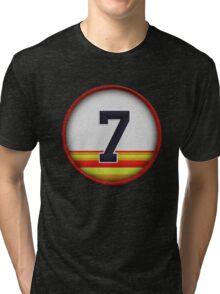 7 - Bidge (early 90's) Tri-blend T-Shirt