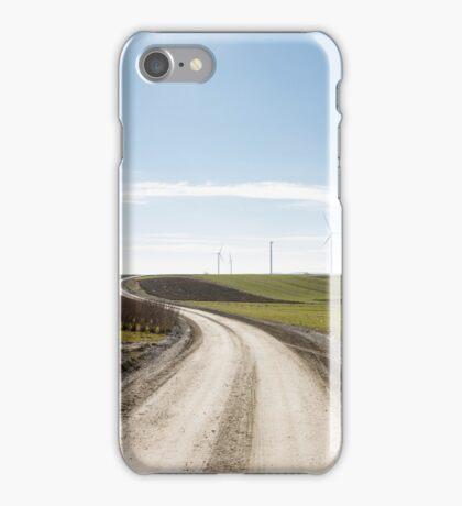 wind mill iPhone Case/Skin