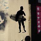 shadow surfer by nattyb