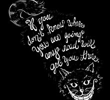 Cheshire Quote by kellabell9