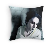 VII: Bless Me Father, For I am About to Sin Throw Pillow