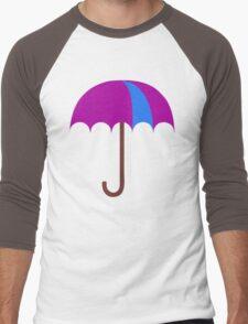 Bright Umbrella Men's Baseball ¾ T-Shirt
