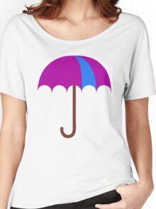 Bright Umbrella Women's Relaxed Fit T-Shirt