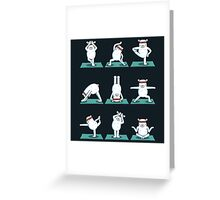 Yogi Bears Greeting Card