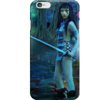 Swamp Elf iPhone Case/Skin