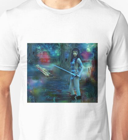 Swamp Elf Unisex T-Shirt