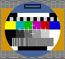 Test Pattern by drtees