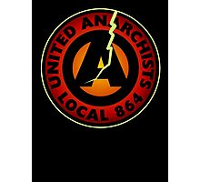 United Anarchists Local #864 Photographic Print