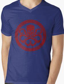 Hail SHIELD Mens V-Neck T-Shirt