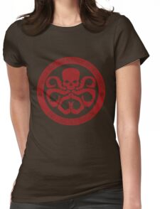 Hail SHIELD Womens Fitted T-Shirt