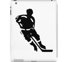 Hockey Player iPad Case/Skin
