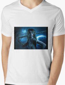 Nightwatch Mens V-Neck T-Shirt