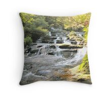 Leura Cascades Throw Pillow