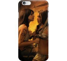 Hostile Negotiations iPhone Case/Skin