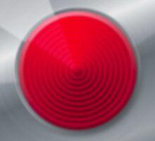 Emergency button Sticker