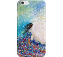 Being a Woman #5 (In a daydream) iPhone Case/Skin