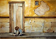 When no one's home by Beth A