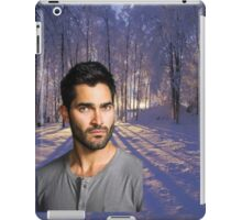 Derek Hale Into The Woods iPad Case/Skin