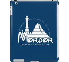 Disney Mordor iPad Case/Skin