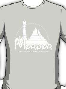 Disney Mordor T-Shirt