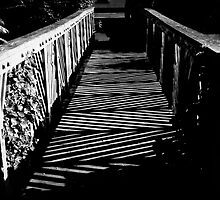 Criss Cross by Richard Hamilton-Veal