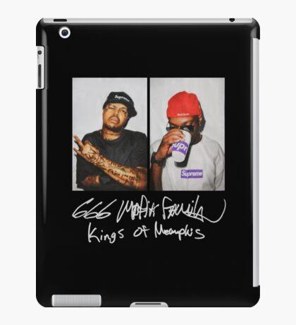666 Mafia for Supreme Media Cases, Pillows, and More. iPad Case/Skin