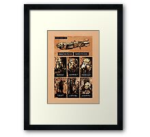 Electric Body - Page 3 Framed Print