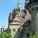 Kreuzenstein castle by bogna777