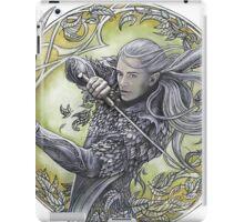 Warrior of Mirkwood iPad Case/Skin