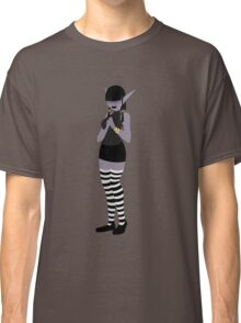 Dawn's Rain - Dark Elf Girl - Keiko Classic T-Shirt