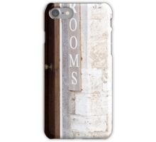 Rooms - Tuscany iPhone Case/Skin