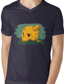 It Breaks My Head Mens V-Neck T-Shirt