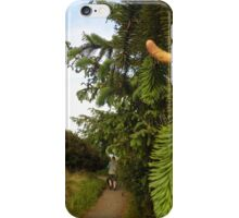 Almost out of sight iPhone Case/Skin