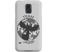Team Jabbi Samsung Galaxy Case/Skin