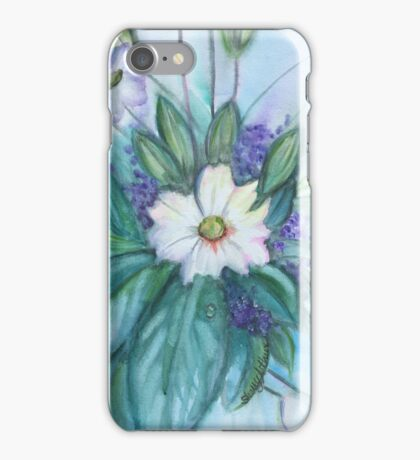Morning Dew Drops by Sherry Arthur iPhone Case/Skin