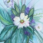 Morning Dew Drops by Sherry Arthur by Sherry Arthur