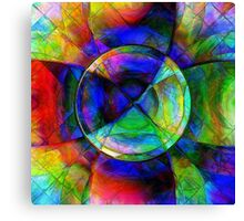 Every New Beginning Comes From Some Other Beginnings' End 4 by Mark Compton Canvas Print