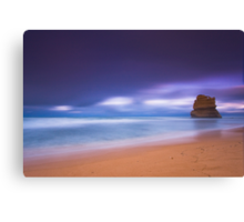 The Lone Soldier Canvas Print
