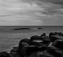 Sky, Sea and Stone by wilsonqc