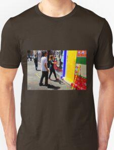 Shadow Steppin' Unisex T-Shirt
